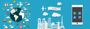 Sempre più App nel mercato del turismo